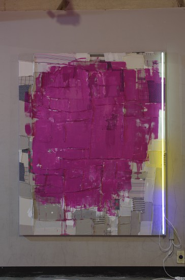 Untitled(Medium Magenta)